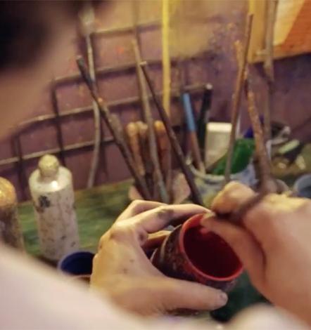 Başak,The Ebru Artist-3