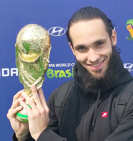 Youssef, Free Style Footballer-2
